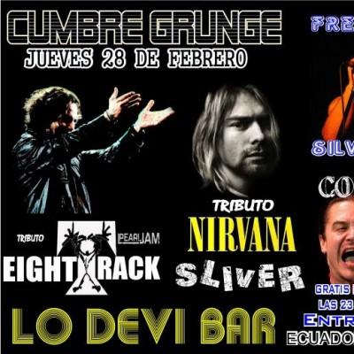 cumbre grunge