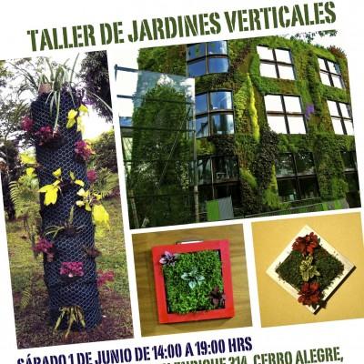 taller jardines