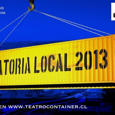 teatro container convocatoria