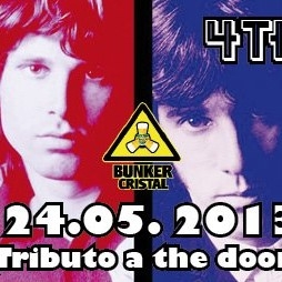 the doors tributo