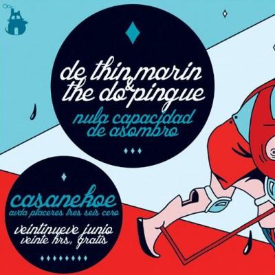 de thin marin and the do pingue
