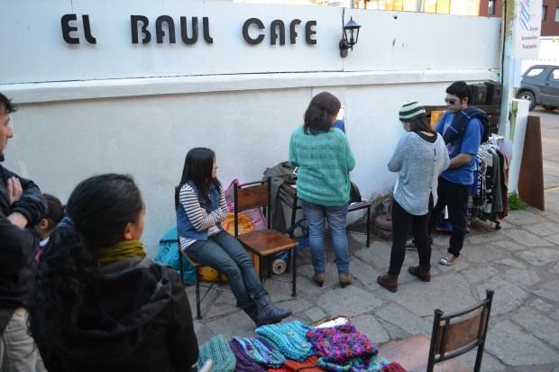 baúl café