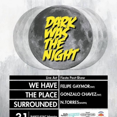 dark was the night2