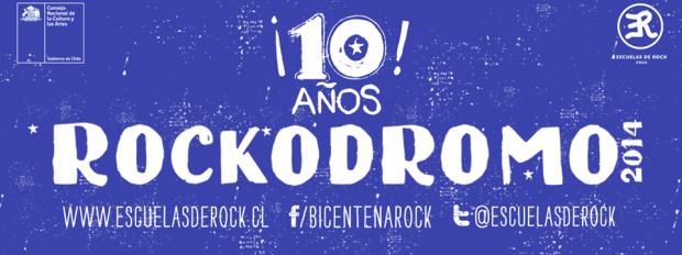 10 años de Rockodromo