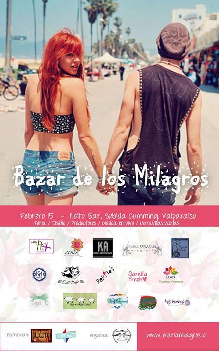 Afiche Bazar