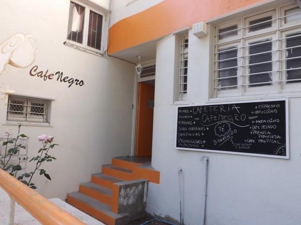 Imagen CaféNegro frontis
