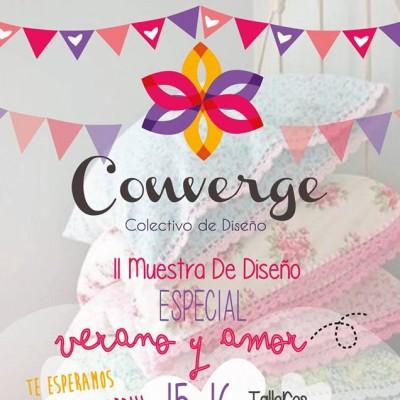 Miniatura Colectivo Converge II
