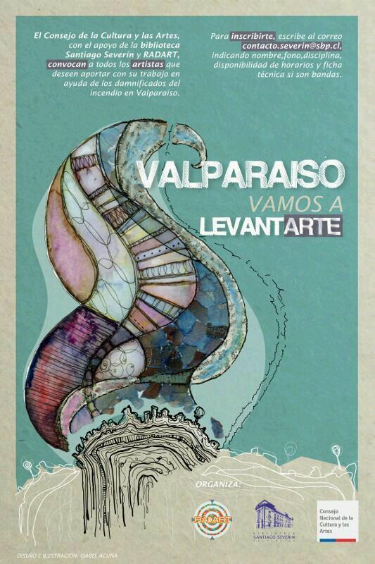 Valparaíso Levantate