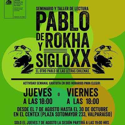 Miniatura Pablo de Rokha y Siglo XX
