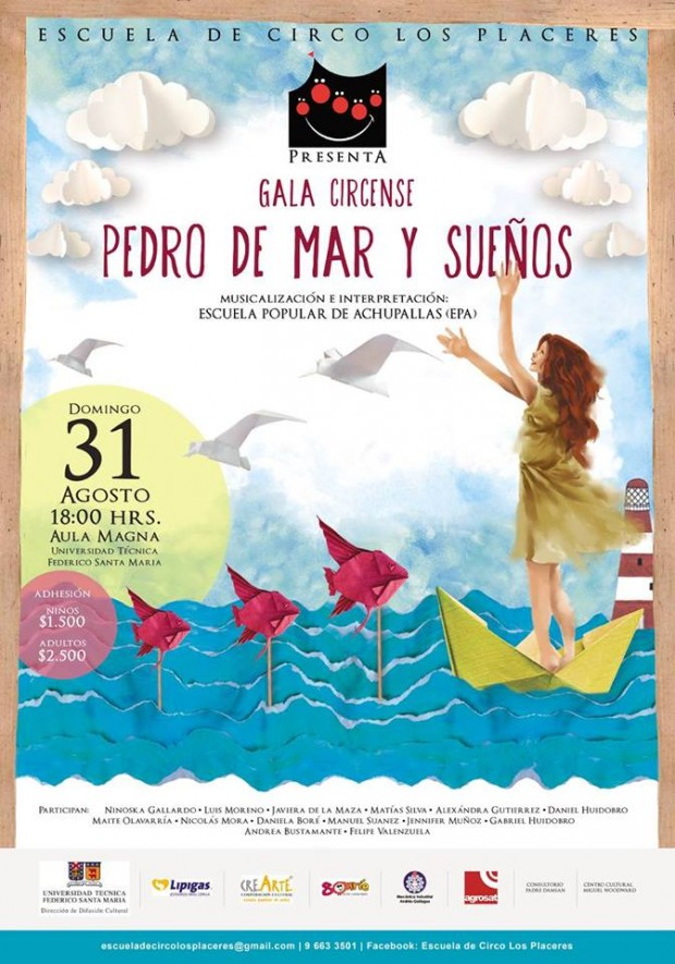 Afiche Gala Circense