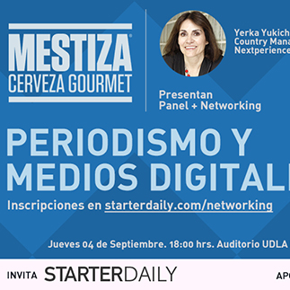 Miniatura Panel y Networking