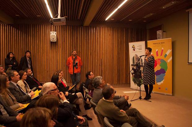 Imagen 1 Lanzamiento programa Puerto de Ideas