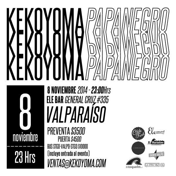 Keko Yoma y Papanegro