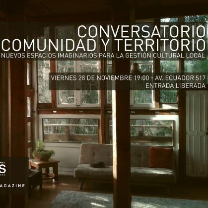 miniatura conversatorio comunidad y territorio