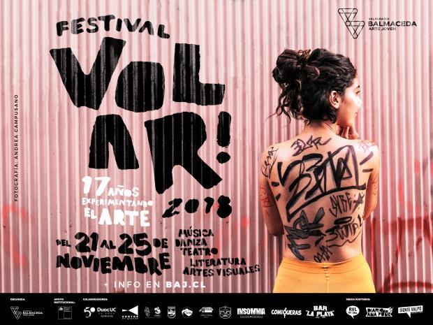 VOLAR 2018 - BAJ VALPARAÍSO