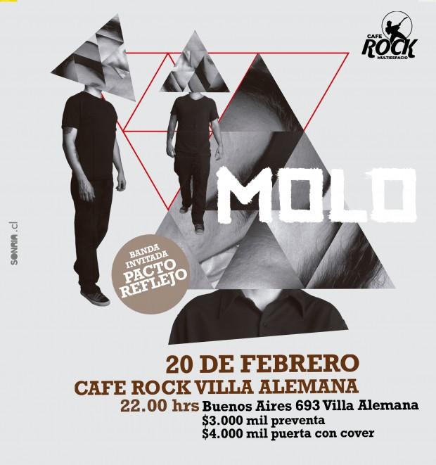molo cafe rock