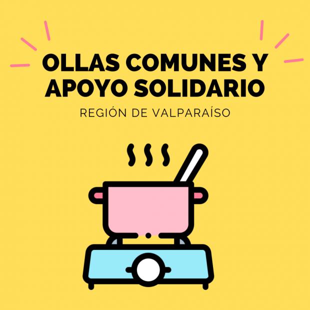 OLLAS COMUNES Y APOYO SOLIDARIO - REGIÓN DE VALPARAÍSO