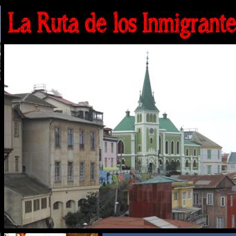la ruta de los inmigrantes