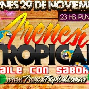 frenesí tropical