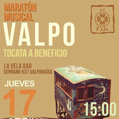 Miniatura Maratón Músical Valparaíso