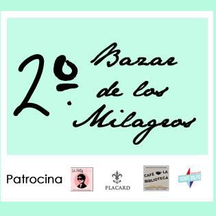 Miniatura Segunda Versión Bazar de los Milagros