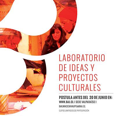 Miniatura Laboratorio de Ideas y Proyectos Culturales para Jóvenes