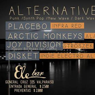 Miniatura Alternative Night Ele Bar