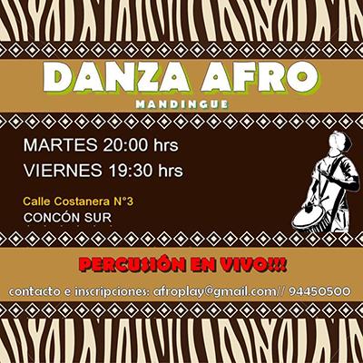 Miniatura Taller Danza Afro