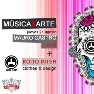 Miniatura Bonita y Cocué Música y Arte